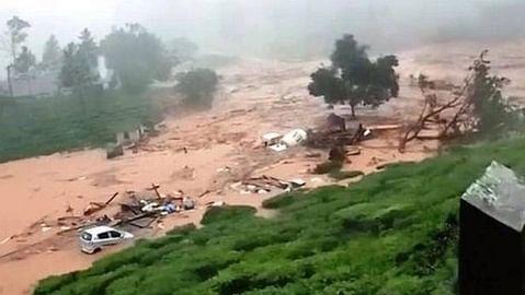 Kerala land slide