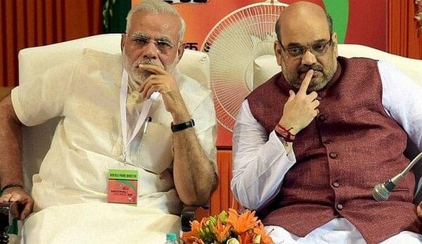 Modi, Amit Shah