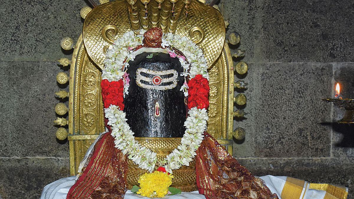 ஸ்ரீ ரிஷபபுரீஸ்வரர்