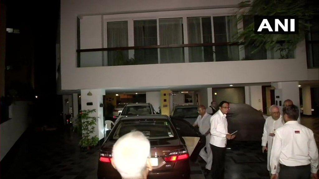 P.Chidambaram Home