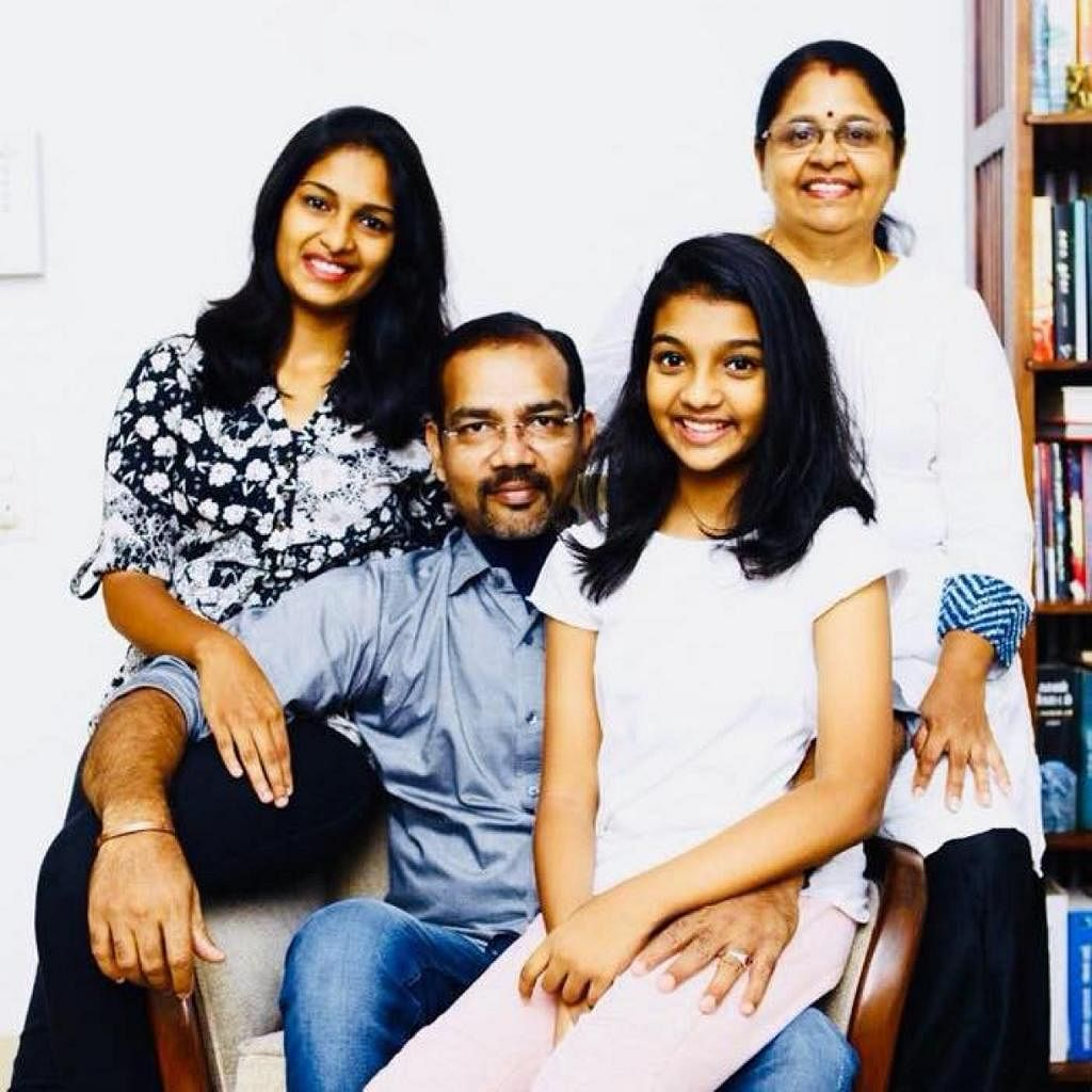 director ramana family