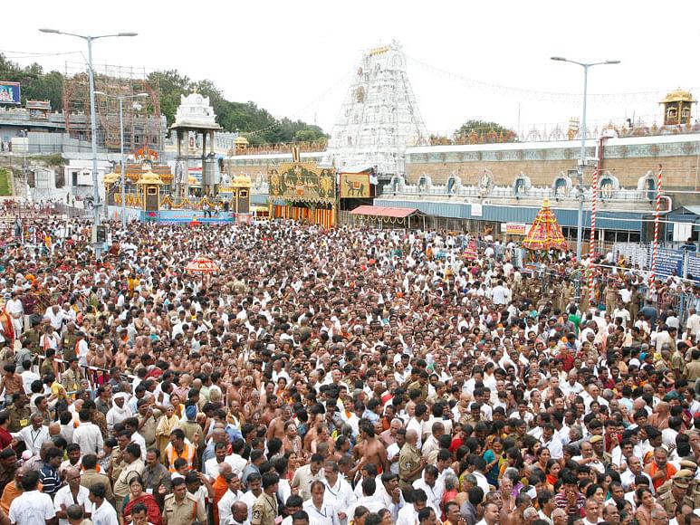 கீழ்திருப்பதியிலேயே தரிசன டோக்கன் பெறுவதுதான் நல்லது! - திருமலை யாத்திரை ஒரு வழிகாட்டல் #Tirupati