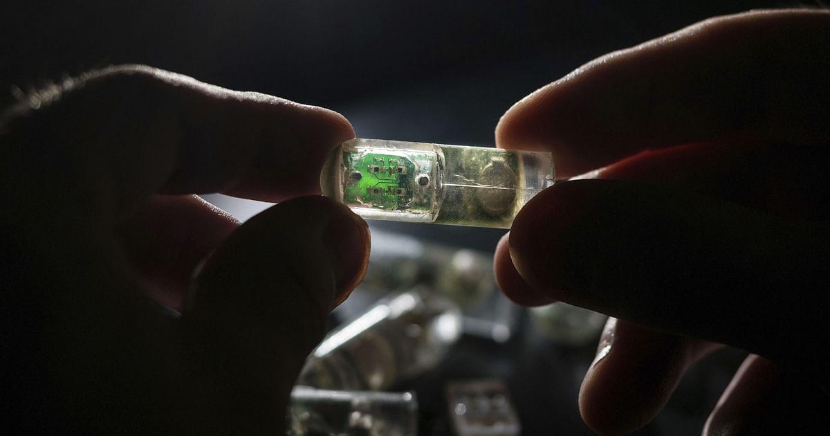 Electronic Pills (Sample)