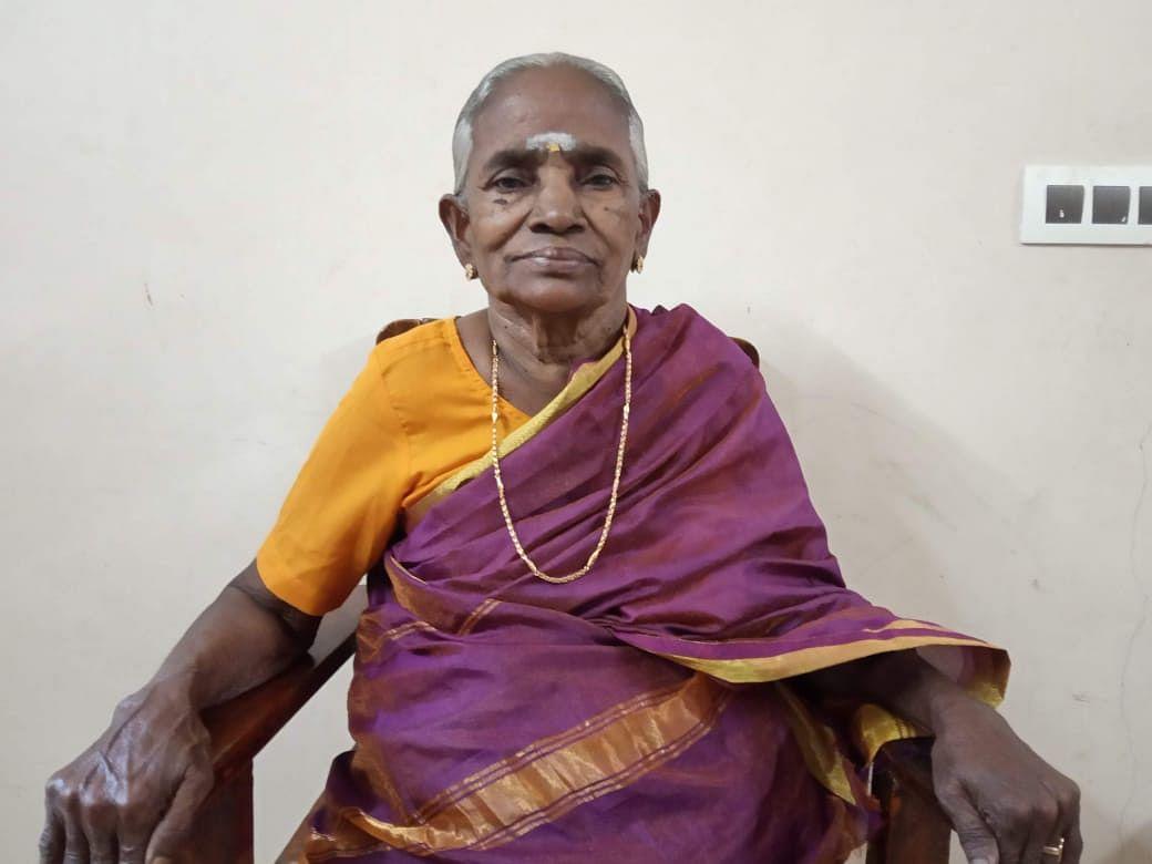 thiralia grandma