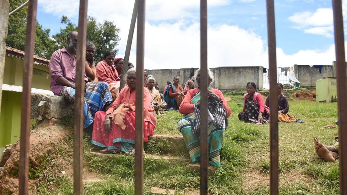 kanneri Rescue Camp