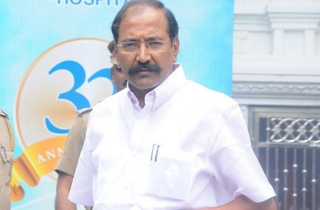 Minister thangamani