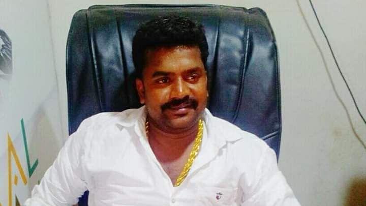 ரியல் எஸ்டேட் அதிபர் ராஜா
