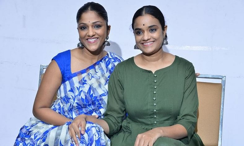 Producers Priyanka Dutt and Swapna Dutt