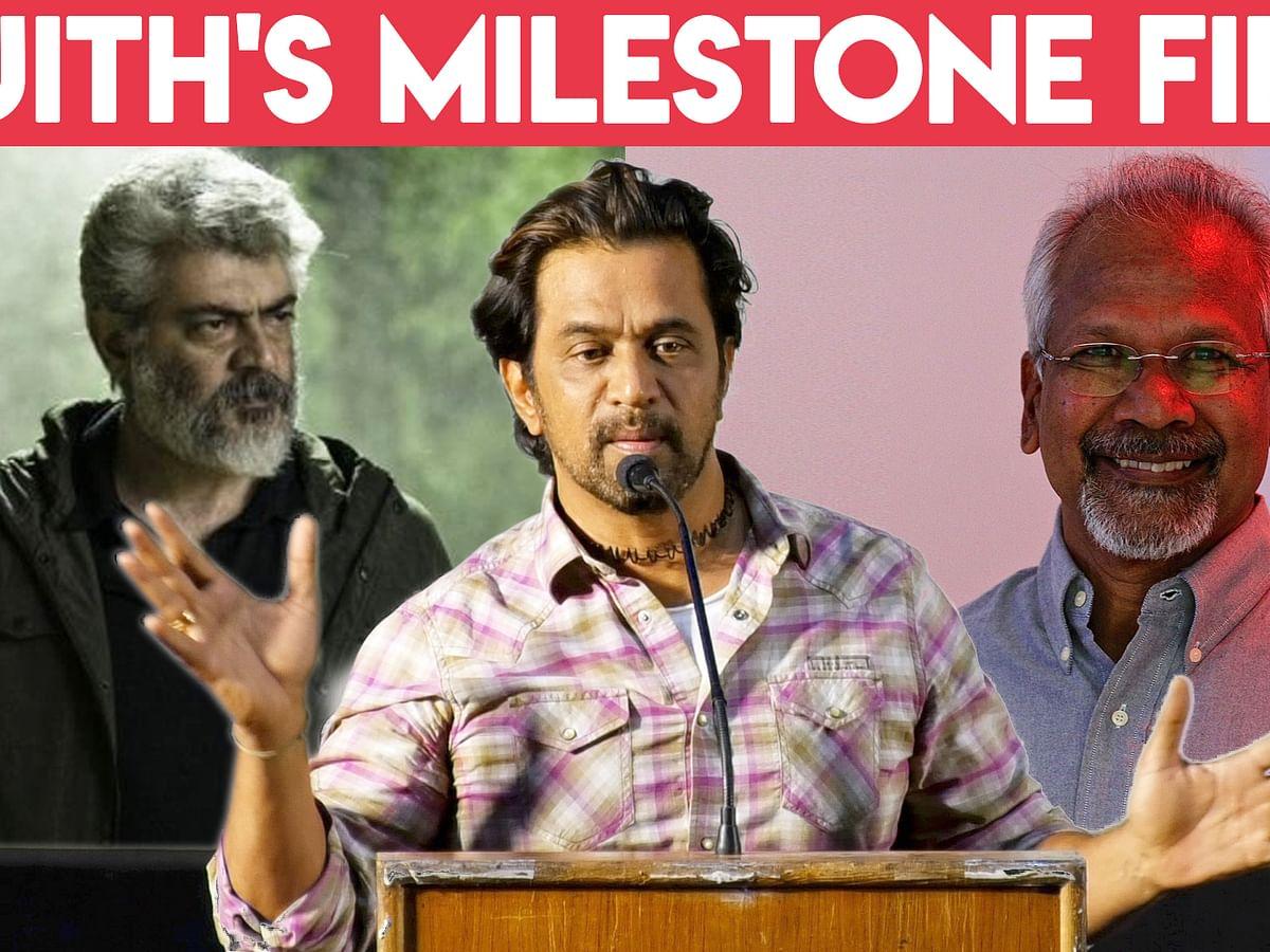 HUGE: Arjun Reveals his BIG Character in Mani Rathnam's Ponniyin Selvan    Nerkonda Paarvai