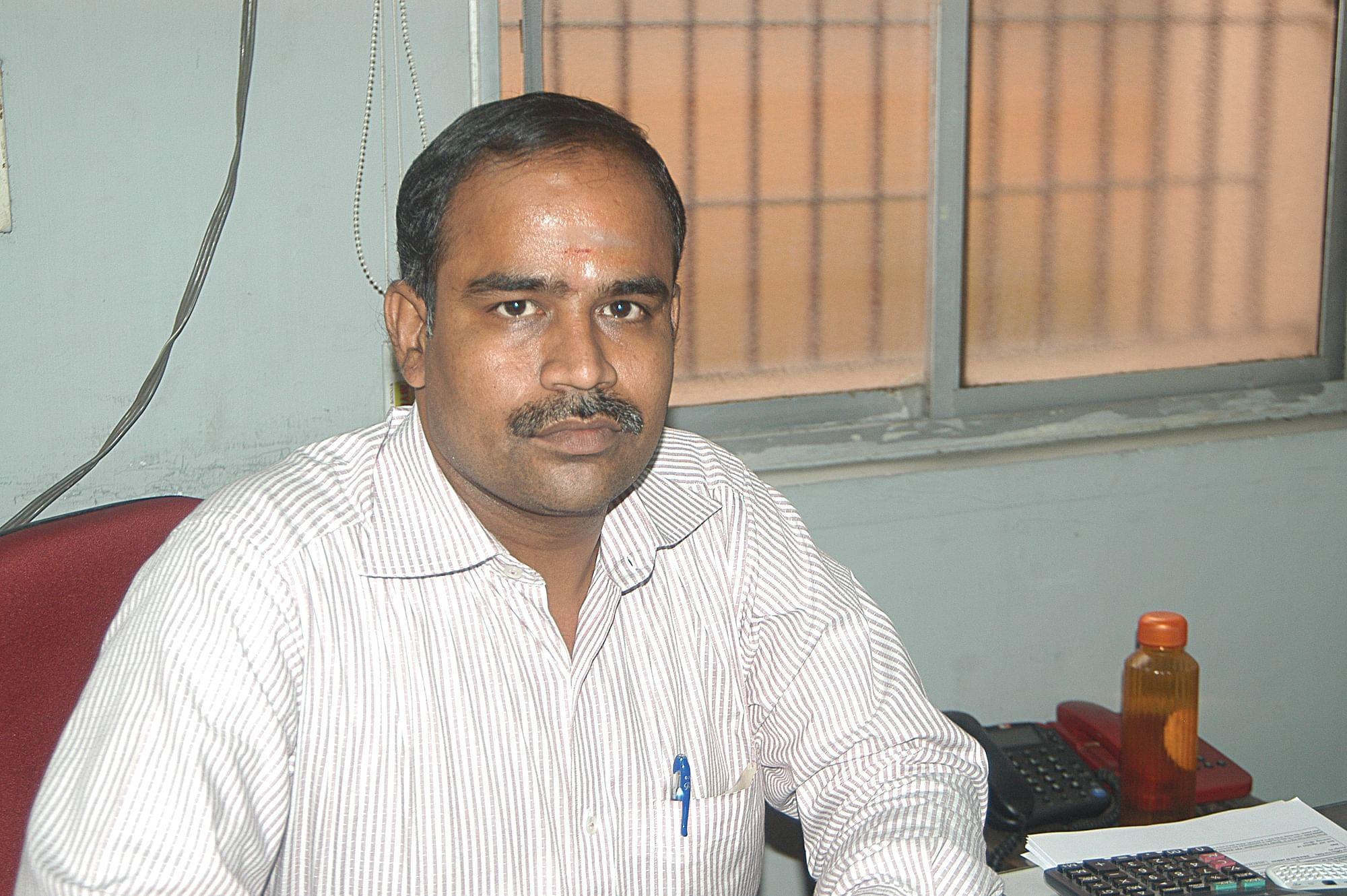 ஆடிட்டர் சத்யநாராயணன்