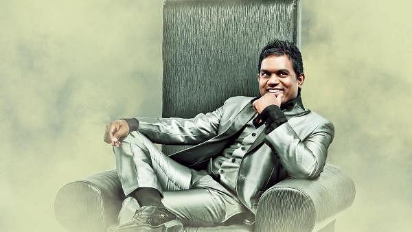 HBD Yuvan Shankar Raja