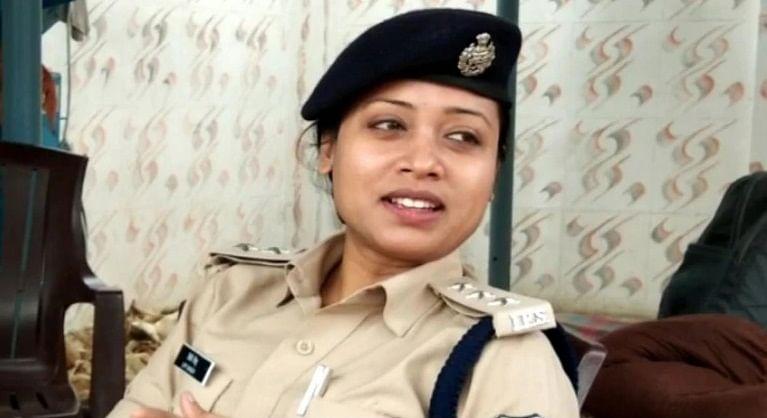 IPS officer Lipi Singh