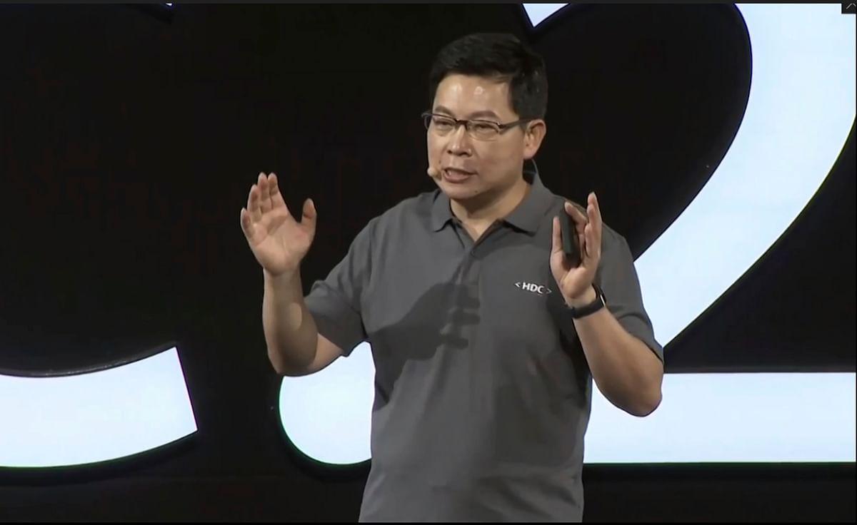 யூ செங்டாங் (Yu Chengdong).