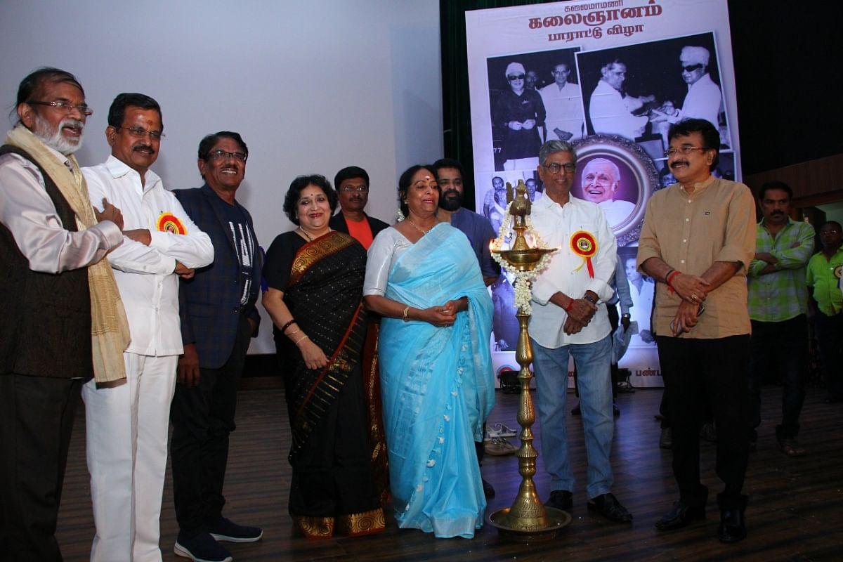 Latha Rajinikanth, K R Vijaya