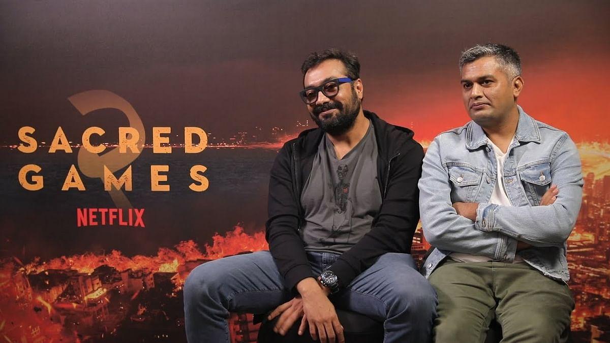 Directors Anurag Kashyap & Neeraj Ghaywan