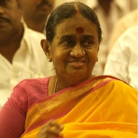 தயாளு அம்மாள்
