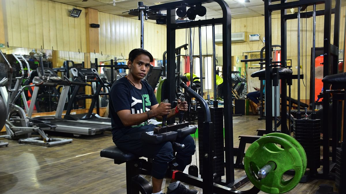 Boxer Thulasi Helen