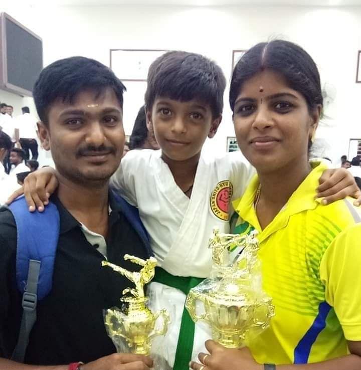 Sandhya's Family
