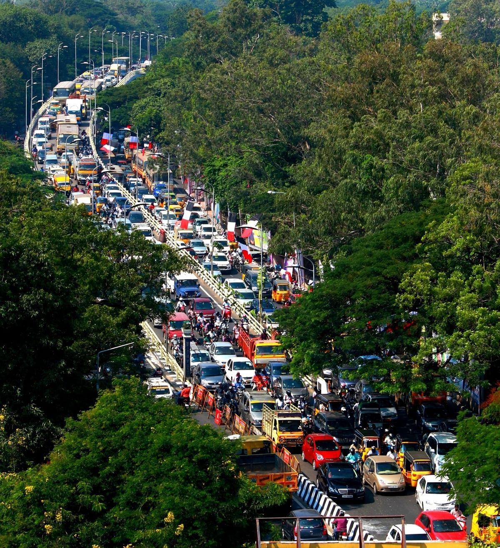 Traffic  - Reference photo