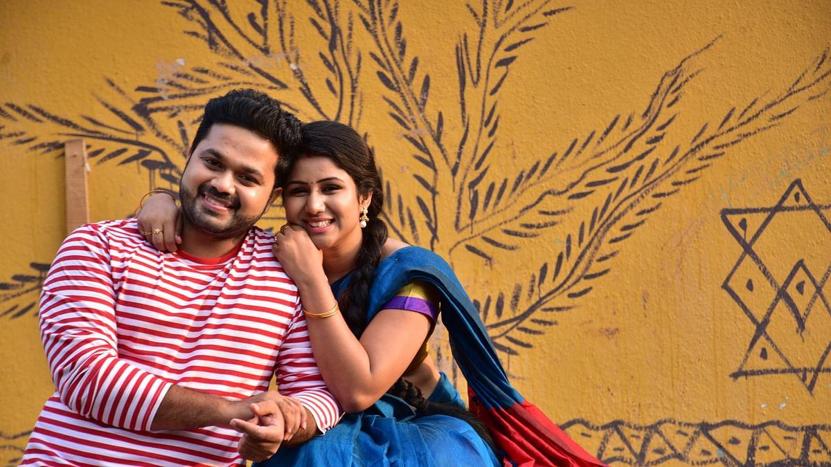 Sanjeev and Aalya Manasa