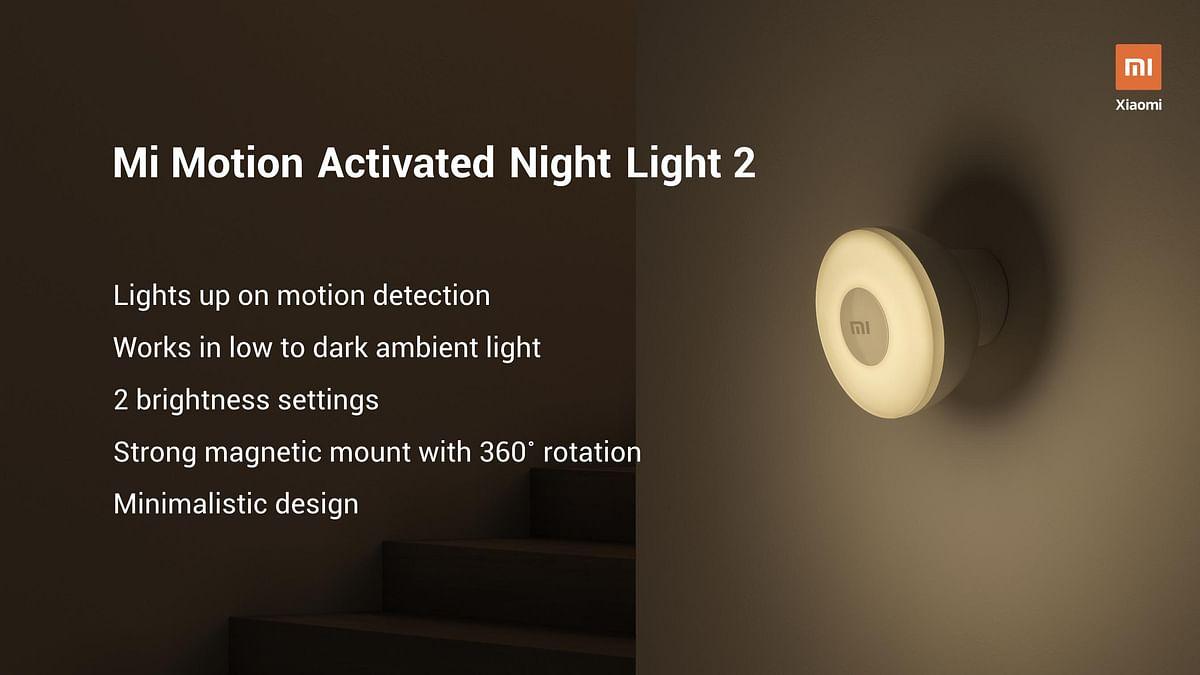 Mi Motion Activated Night Light 2