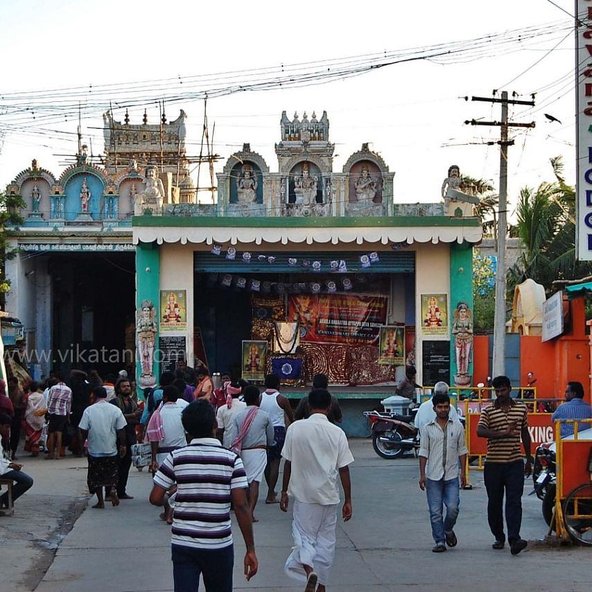 கன்னியாகுமரி பகவதி அம்மன் கோயில்