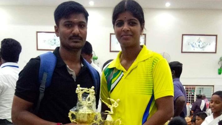 Referee Sandhya