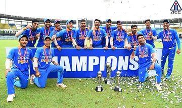 U19 Team India