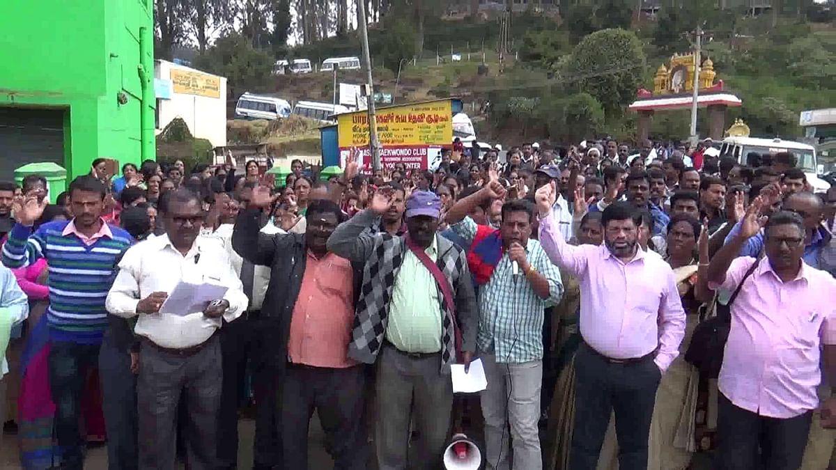 Jacto-Geo Protest