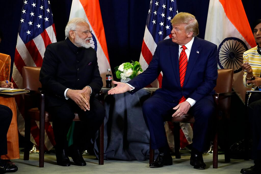 Trump - Modi