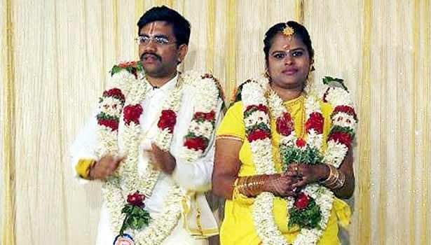 முதல் மனைவியுடன் அரவிந்த் தினேஷ்