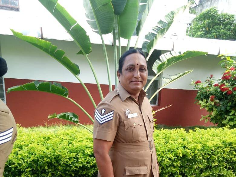 Police vanitha