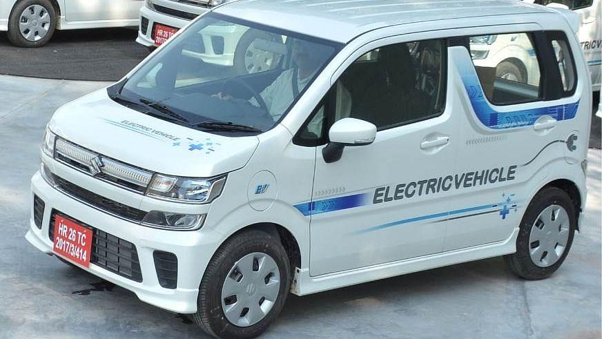 Wagon R EV