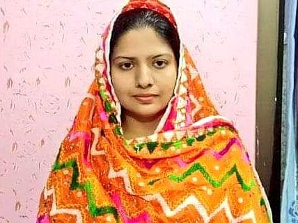 `இடர்பாடுகளுக்கு மத்தியில் வெற்றி'- பாகிஸ்தானில் காவலரான முதல் இந்துப் பெண்!