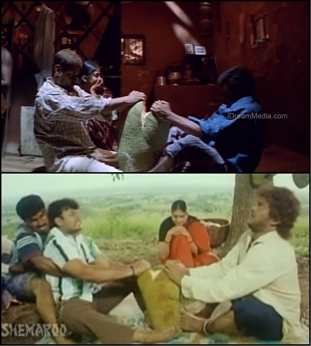 பிதாமகன் - அனதாரு