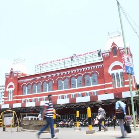 Puratchi Thalaivar Dr MGR Central railway station
