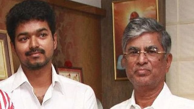 vijay and director chandrasekar