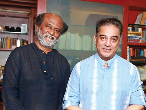 Rajinikanth, Kamal Haasan