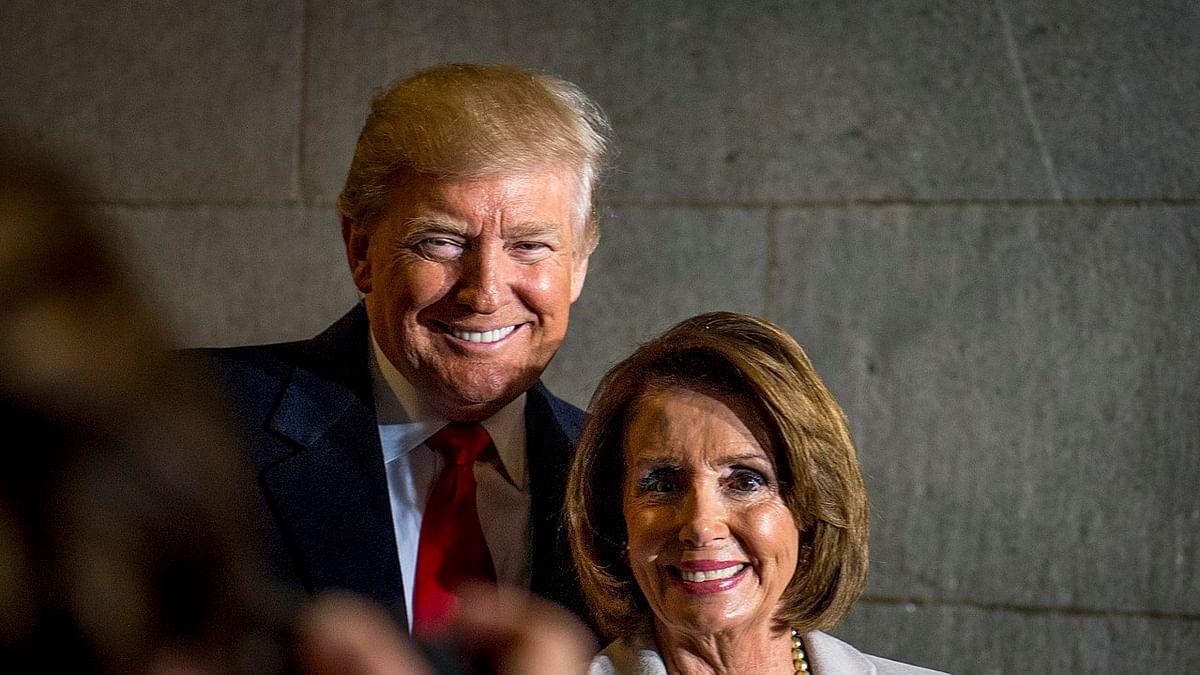 Trump, Nancy Pelosi