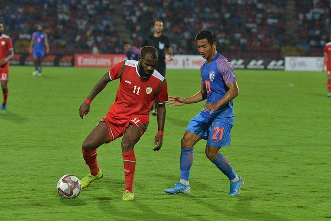 India vs Oman