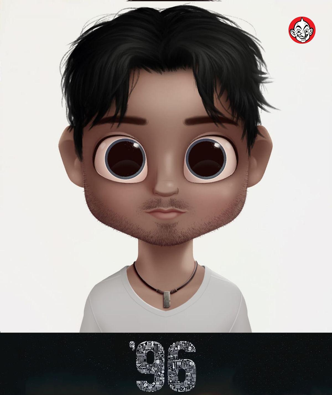 Dollify | 96 Vijay Sethupathi