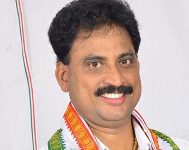 Congress Candidate Jahnkumar