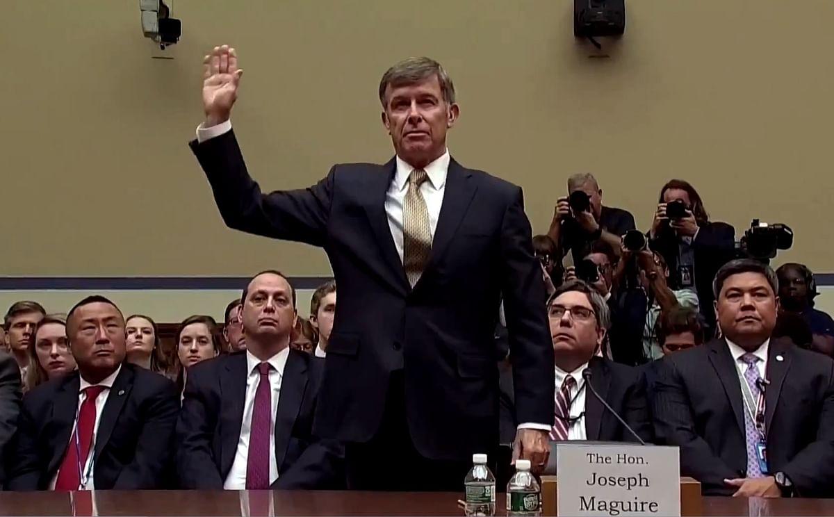 Director of national intelligence, USA