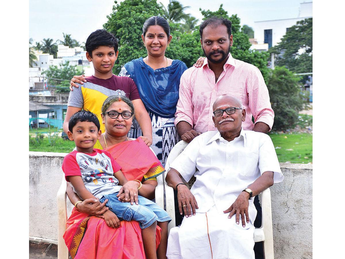 Director Bramma family