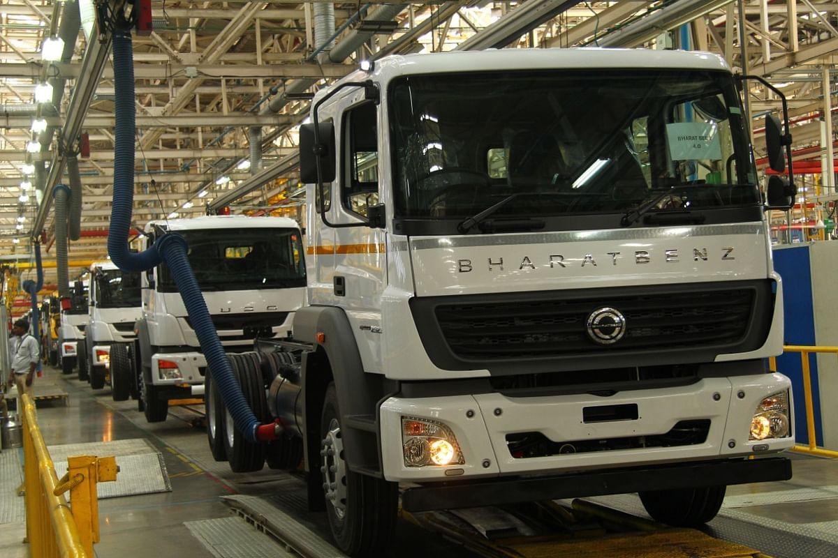 Daimler Factory