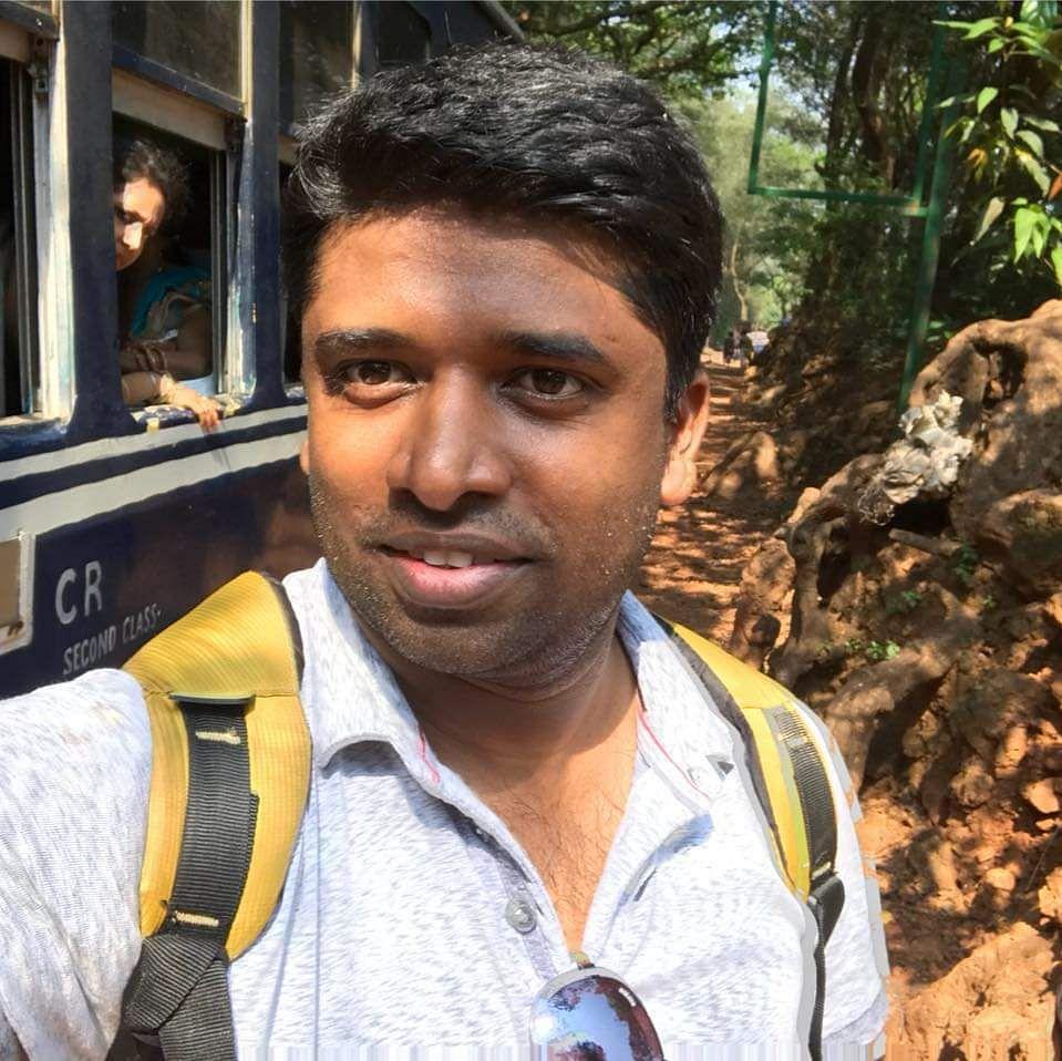 IAS officer Kannan Gopinathan