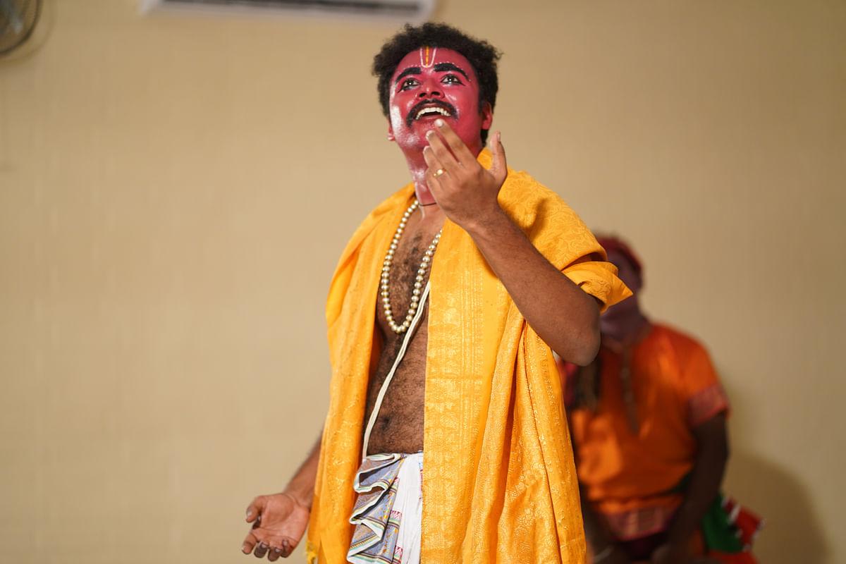 Dharman Character