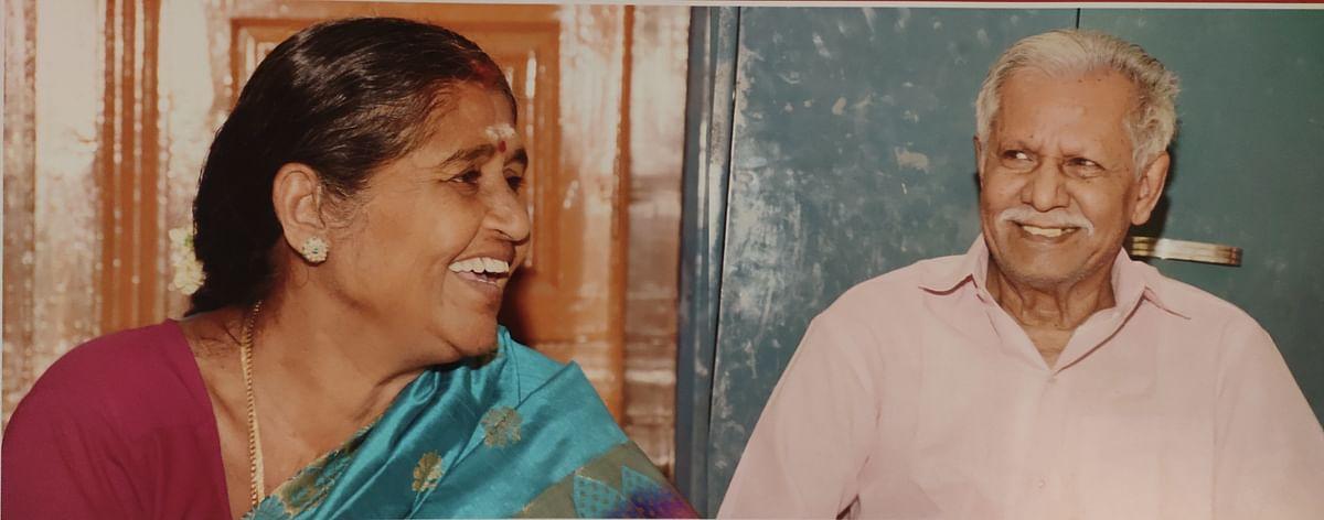 Sadhasivam - Saroja couple