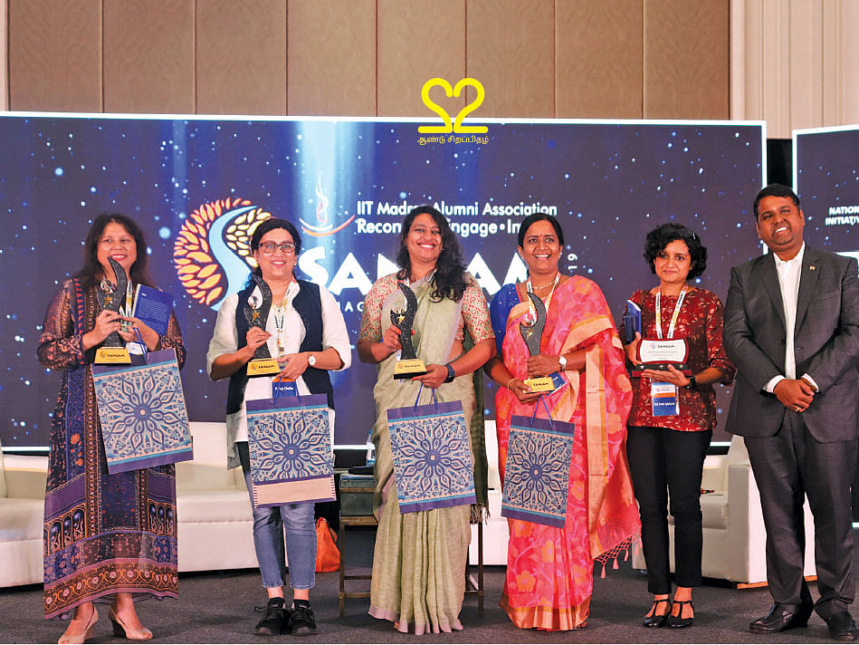 சென்னை ஐ.ஐ.டி-யின் முன்னாள் மாணவர்கள்