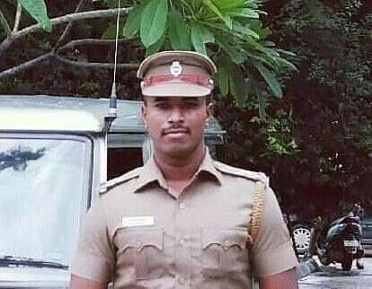 உதவி ஆய்வாளர் இசக்கிராஜா
